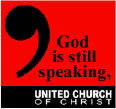 "Click to learn more about the UCC ""God is Still Speaking"" Identity Campaign"